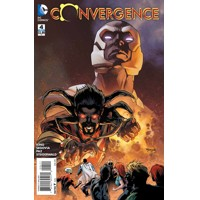 CONVERGENCE #4 (OF 8) - Jeff King