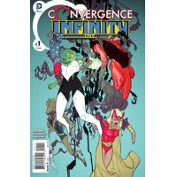 CONVERGENCE INFINITY INC #1 - Jerry Ordway