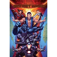 SECRET WARS PRELUDE TP - Various