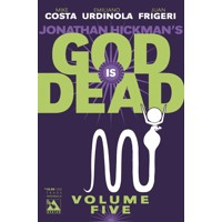 GOD IS DEAD TP VOL 05 (MR) - Mike Costa