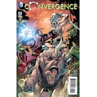CONVERGENCE #5 (OF 8) - Jeff King