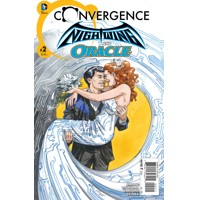 CONVERGENCE NIGHTWING ORACLE #2 - Gail Simone