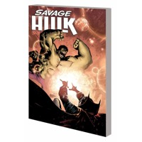 SAVAGE HULK TP VOL 02 DOWN TO CROSSROADS - Various