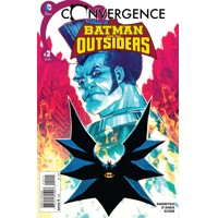 CONVERGENCE BATMAN & THE OUTSIDERS #2 - Marc Andreyko