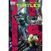 TMNT ONGOING #45 2ND PTG - Tom Waltz, Kevin Eastman