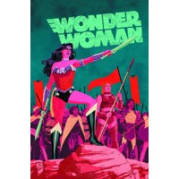 WONDER WOMAN TP VOL 06 BONES - Brian Azzarello