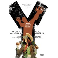 Y THE LAST MAN TP BOOK 03 (MR) - Brian K. Vaughan