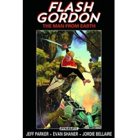 FLASH GORDON OMNIBUS TP VOL 01 MAN FROM EARTH - Jeff Parker & Various