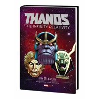 THANOS: THE INFINITY RELATIVITY OGN-HC - Jim Starlin