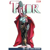 THOR VOL 01 GODDESS OF THUNDER TP - Jason Aaron