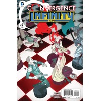 CONVERGENCE INFINITY INC #2 - Jerry Ordway