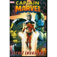 CAPTAIN MARVEL PREM HC SECRET INVASION 1 - Brian Reed