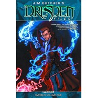 JIM BUTCHER DRESDEN FILES OMNIBUS TP VOL 01 - Jim Butcher, Mark Powers
