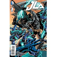 JUSTICE LEAGUE OF AMERICA #1 BATMAN VAR ED - Bryan Hitch