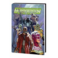 GUARDIANS OF GALAXY HC VOL 02 - Various