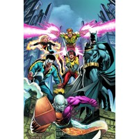 CONVERGENCE CRISIS TP BOOK 01 - Marc Andreyko & Various