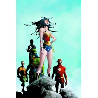 SENSATION COMICS FEATURING WONDER WOMAN TP VOL 02 - Michael Jelenic & Various
