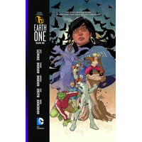 TEEN TITANS EARTH ONE TP - Jeff Lemire