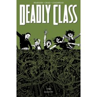 DEADLY CLASS TP VOL 03 THE SNAKE PIT (MR) - Rick Remender