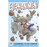 ELEPHANTMEN 2260 TP BOOK 03 LEARNING TO BE HUMAN (MR) - Richard Starkings