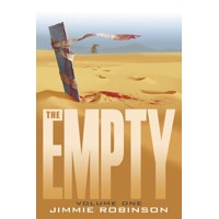 EMPTY TP VOL 01 - Jimmie Robinson