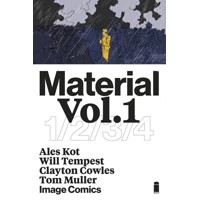 MATERIAL TP VOL 01 (MR) - Ales Kot