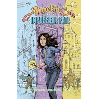AMELIA COLE & THE IMPOSSIBLE FATE TP - Adam P. Knave, D.J. Kirkbride
