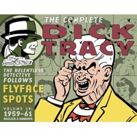 COMPLETE CHESTER GOULD DICK TRACY HC VOL 19 - Chester Gould