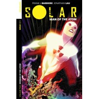 SOLAR MAN OF THE ATOM TP VOL 02 INTERGALACTIC - Frank J. Barbiere