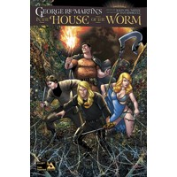 GEORGE RR MARTIN IN THE HOUSE O/T WORM TP (MR) - George R. R. Martin, John Jos...