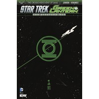 STAR TREK GREEN LANTERN #1 (OF 6) REG FRANCAVILLA - Mike Johnson