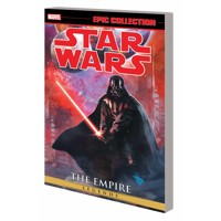 STAR WARS LEGENDS EPIC COLLECTION TP VOL 02 EMPIRE - Randy Stradley