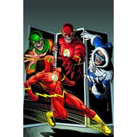 FLASH BY GEOFF JOHNS TP BOOK 01 - Geoff Johns