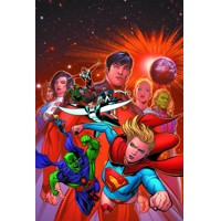 JUSTICE LEAGUE UNITED HC VOL 02 THE INFINITUS SAGA - Jeff Lemire