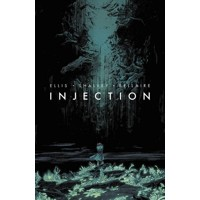 INJECTION TP VOL 01 (MR) - Warren Ellis