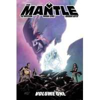 MANTLE TP VOL 01 - Ed Brisson