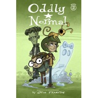 ODDLY NORMAL TP VOL 02