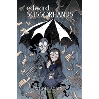 EDWARD SCISSORHANDS TP VOL 02 WHOLE AGAIN - Kate Leth