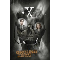 X-FILES CLASSICS GN GROUND ZERO - Kevin J. Anderson