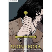 LION OF RORA GN - Christos N. Gage, Ruth Gage