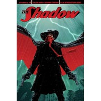 SHADOW VOL 2 #1 - Cullen Bunn