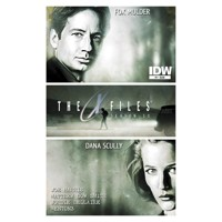 X-FILES SEASON 11 #1 - Joe Harris
