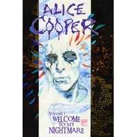 ALICE COOPER HC VOL 01 WELCOME TO MY NIGHTMARE - Joe Harris, Brandon Jerwa