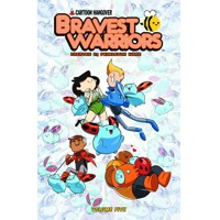 BRAVEST WARRIORS TP VOL 05 - Jason Johnson, Breehn Burns