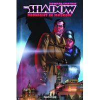 SHADOW MIDNIGHT IN MOSCOW TP - Howard Chaykin