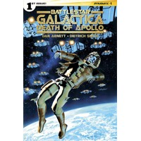 BSG DEATH OF APOLLO #1 (OF 6) CVR A MAYHEW MAIN - Dan Abnett