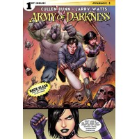 ARMY OF DARKNESS VOL 2 #1 (OF 5) CVR B SEELEY VAR - Cullen Bunn