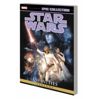 STAR WARS LEGENDS EPIC COLLECTION TP INFINITIES - Various