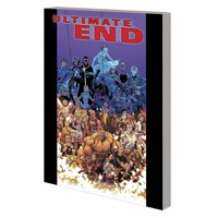 ULTIMATE END TP - Brian Michael Bendis