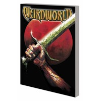 WEIRDWORLD TP WARZONES - Jason Aaron
